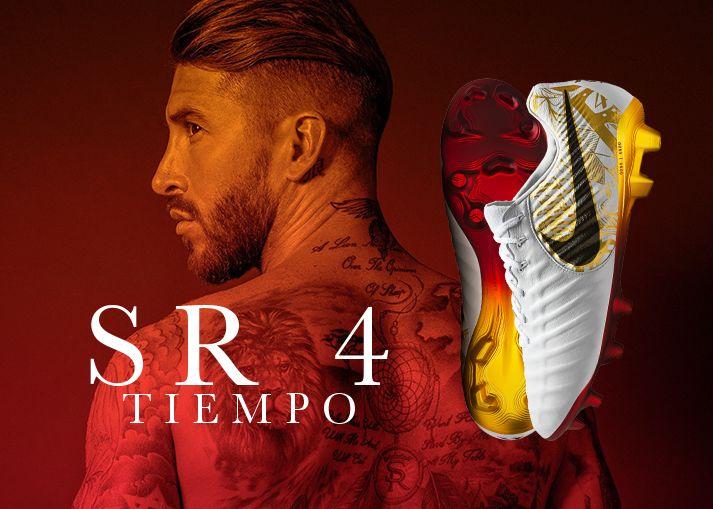 Bestel jouw eigen paar van de Nike Tiempo SR4 CORAZÓN y SANGRE Limited Edition bij Unisport