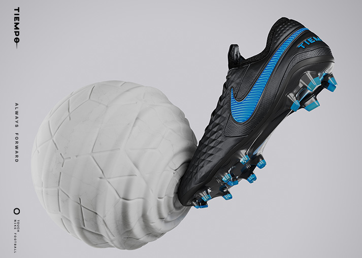 Køb den nye Nike Tiempo Legend 8 Under the Radar