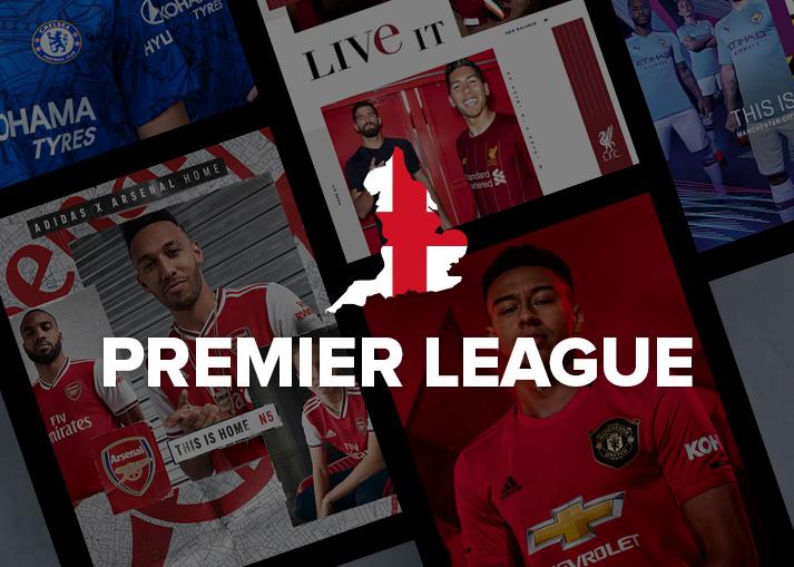 Bestel jouw Premier League shirts bij Unisport.