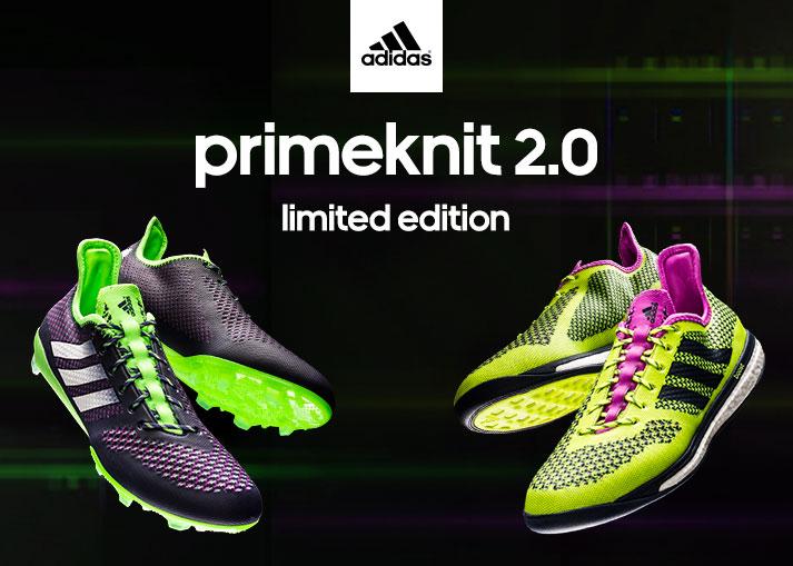 adidas Primeknit 2.0 - Primeknit Boost