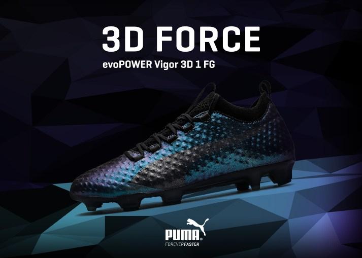 Køb dit par af PUMA evoPOWER Vigor 3D 1 på unisport.dk