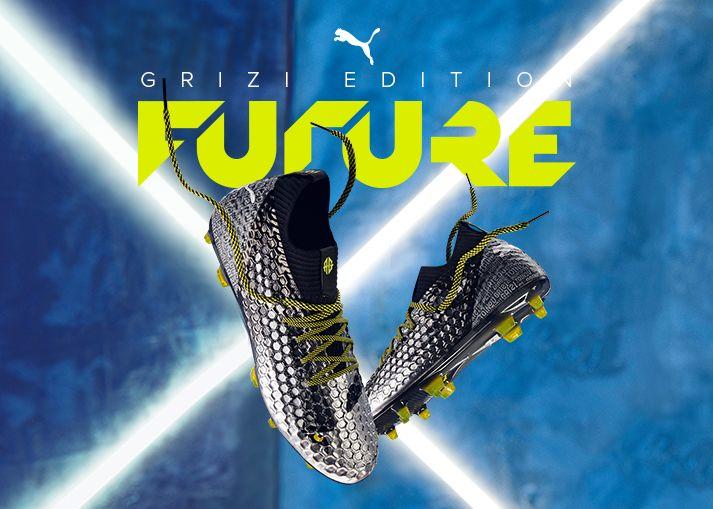 Køb dine PUMA FUTURE GRIEZMANN EDITION fodboldstøvler på unisport.dk