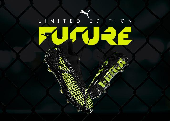 Bestel jouw PUMA FUTURE voetbalschoenen nu bij Unisport