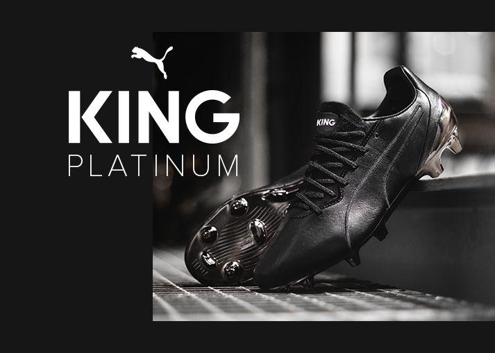 Få dine PUMA King Platinum støvler hos Unisport