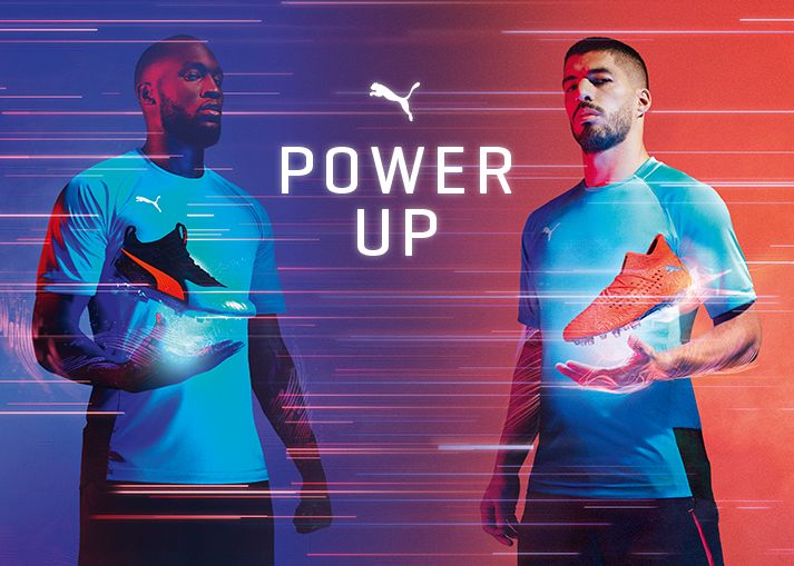 Buy the new Power Up Pack at Unisport
