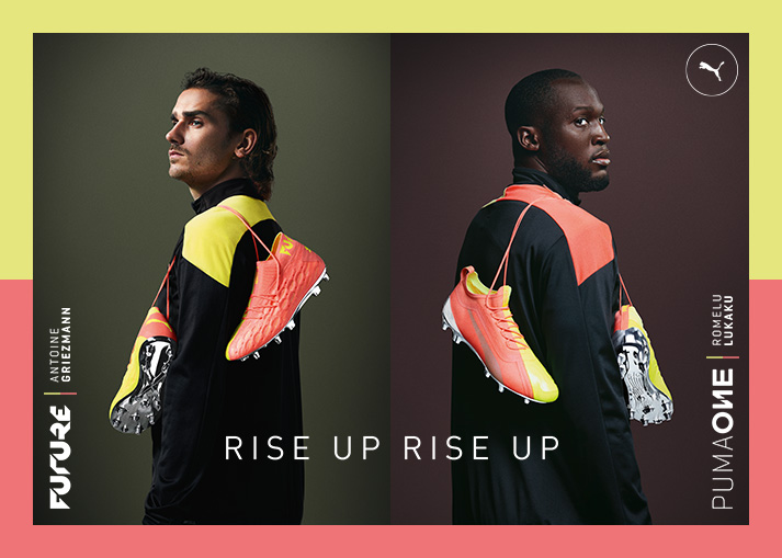 PUMA launches the new Rise collection for the Future and the One. Buy your Rise football boots at Unisport.