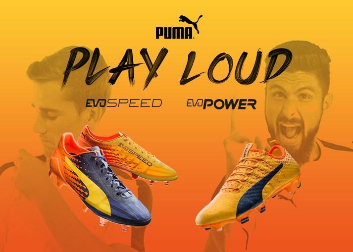 Bestel de nieuwe, zomerse PUMA voetbalschoenen op unisportstore.nl