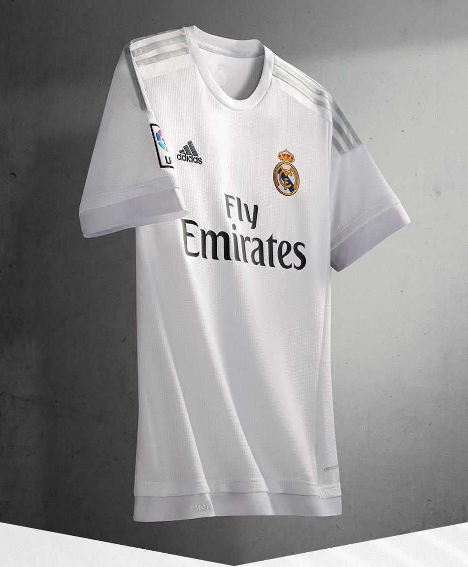 big sale c410f 3c5a9 Real Madrid 15/16