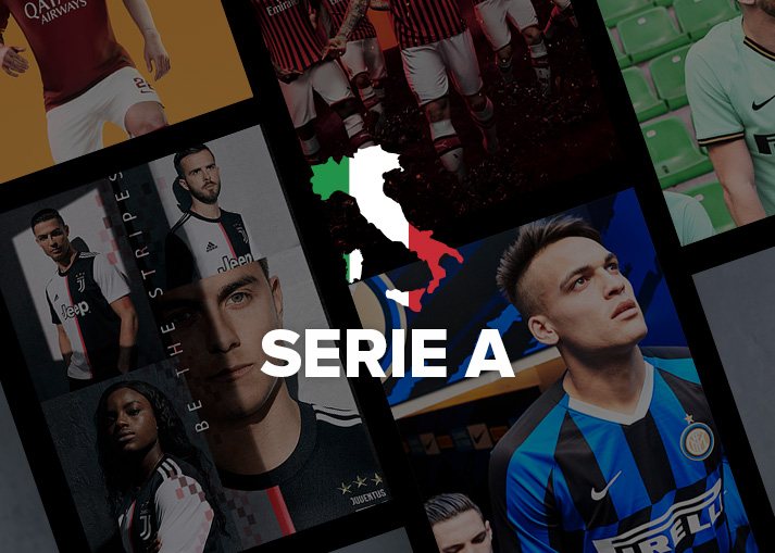 Buy Serie A shirt at Unisport