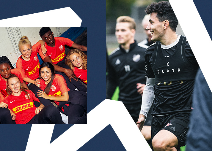 Teamsport | Partner up with Unisport and design your own football kit