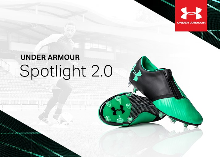 Get your Under Armour Spotlight 2.0 on unisportstore.com today!