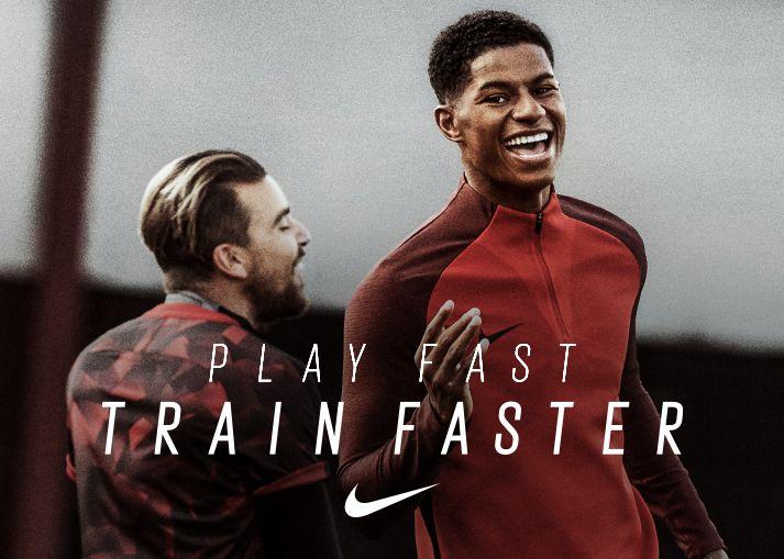 Køb Nike Strike træningskollektionen hos Unisport