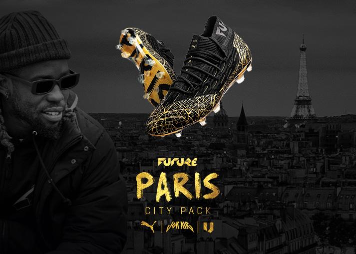Unisport x Jok'Air exklusiver Fußballschuh | Das PUMA Paris City Pack