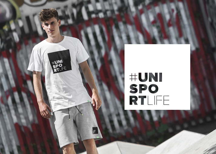 Buy the Unisportlife Collection - Live for football 24/7