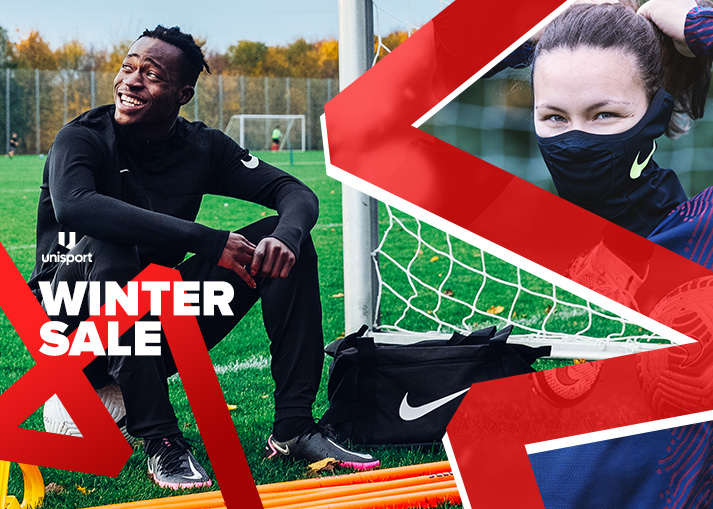 Winter Sale at Unisport | Great Deals on Football Equipment