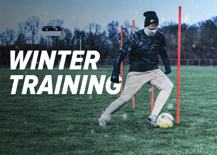 Køb fodbold vintertræning her hos Unisport og andre fodboldprodukter hos Unisport