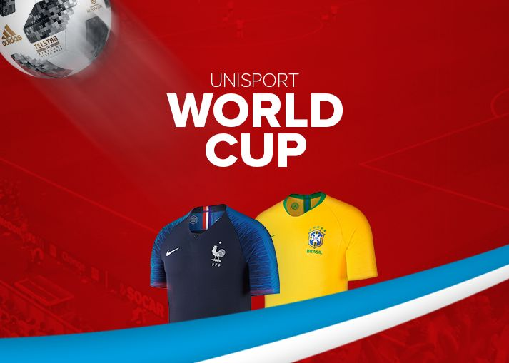 Get your World Cup gear at Unisportstore.com