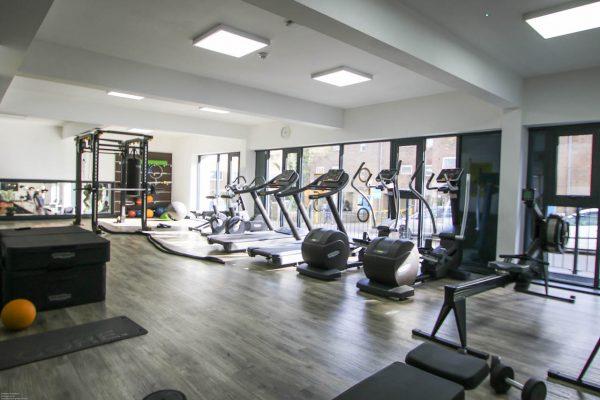 Gym-Student-Accommodation
