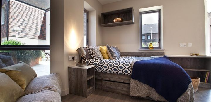 The most common types of student accommodation