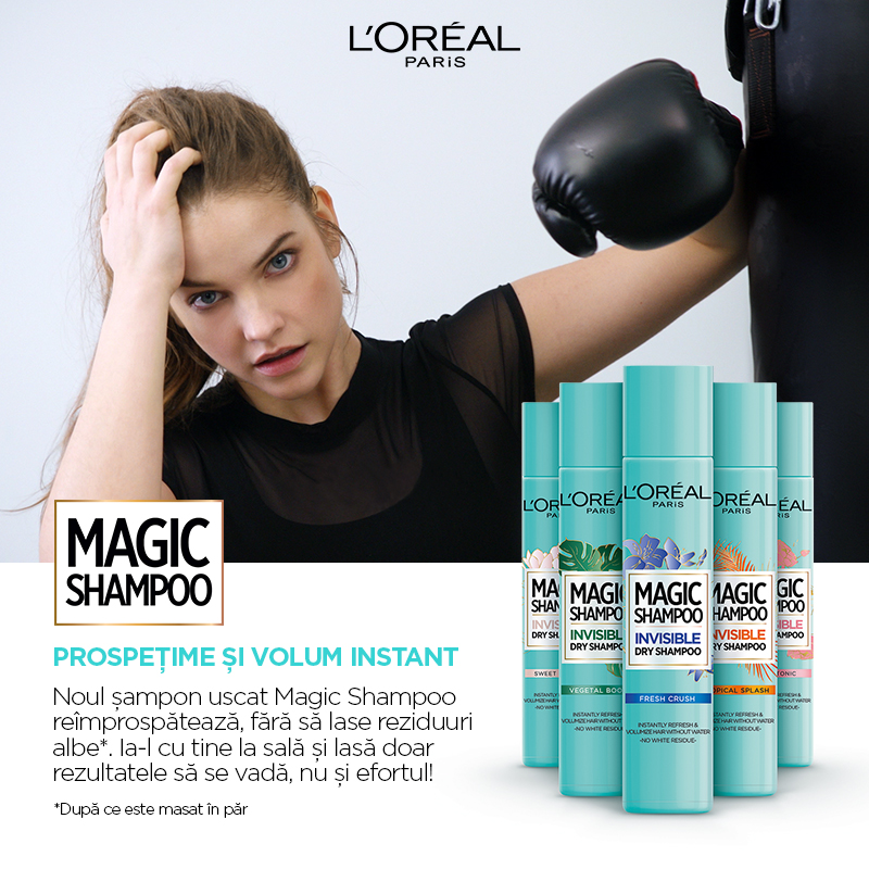 Magic Shampoo