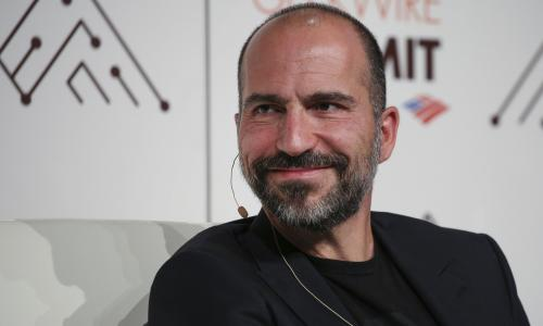 New Uber boss Dara Khosrowshahi will also have to address the fact that the firm has never made a profit.