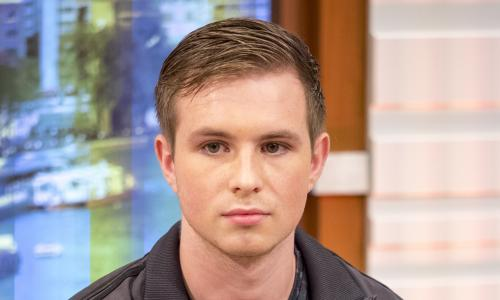 Shane Ridge on Good Morning Britain