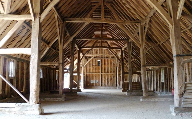 Prior's Hall Barn