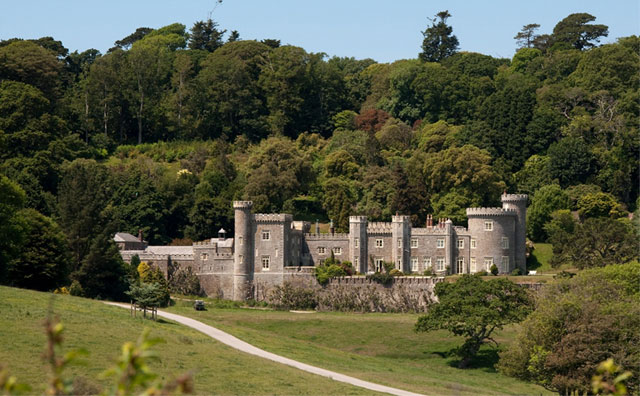 Caerhays Castle & Garden
