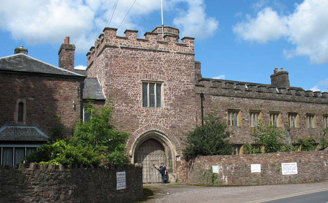 Tiverton Castle