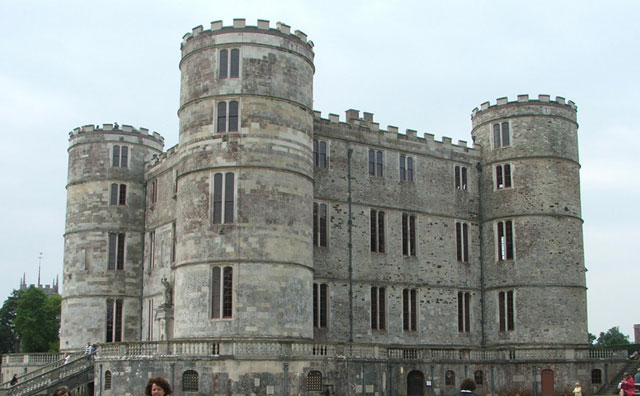 Lulworth Castle & Park