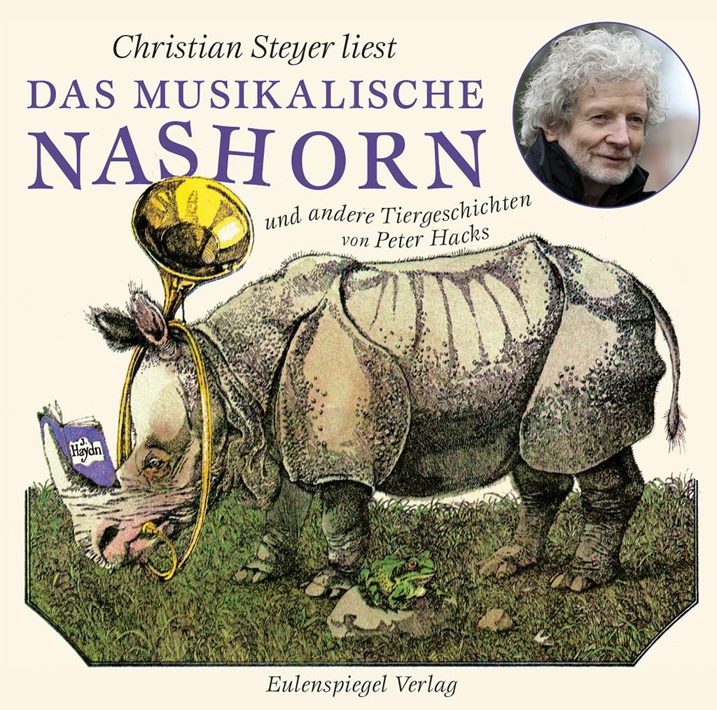 Das musikalische Nashorn Peter Hacks, Adventskalender, Gewinnspiel