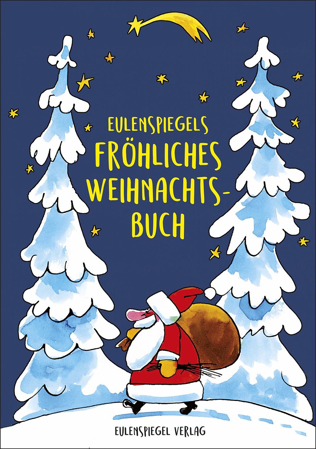 Eulenspiegels Fröhliches Weihnachtsbuch, Gewinnspiel, Adventskalender