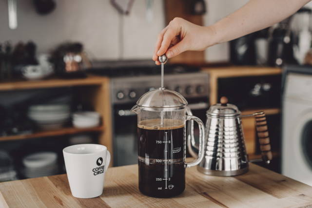 Coffee Circle French Press