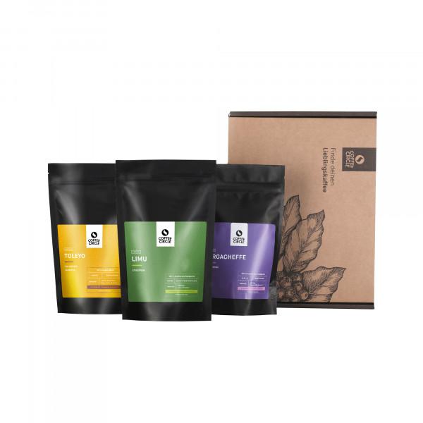 Coffee Circle Filterkaffee Probierpaket