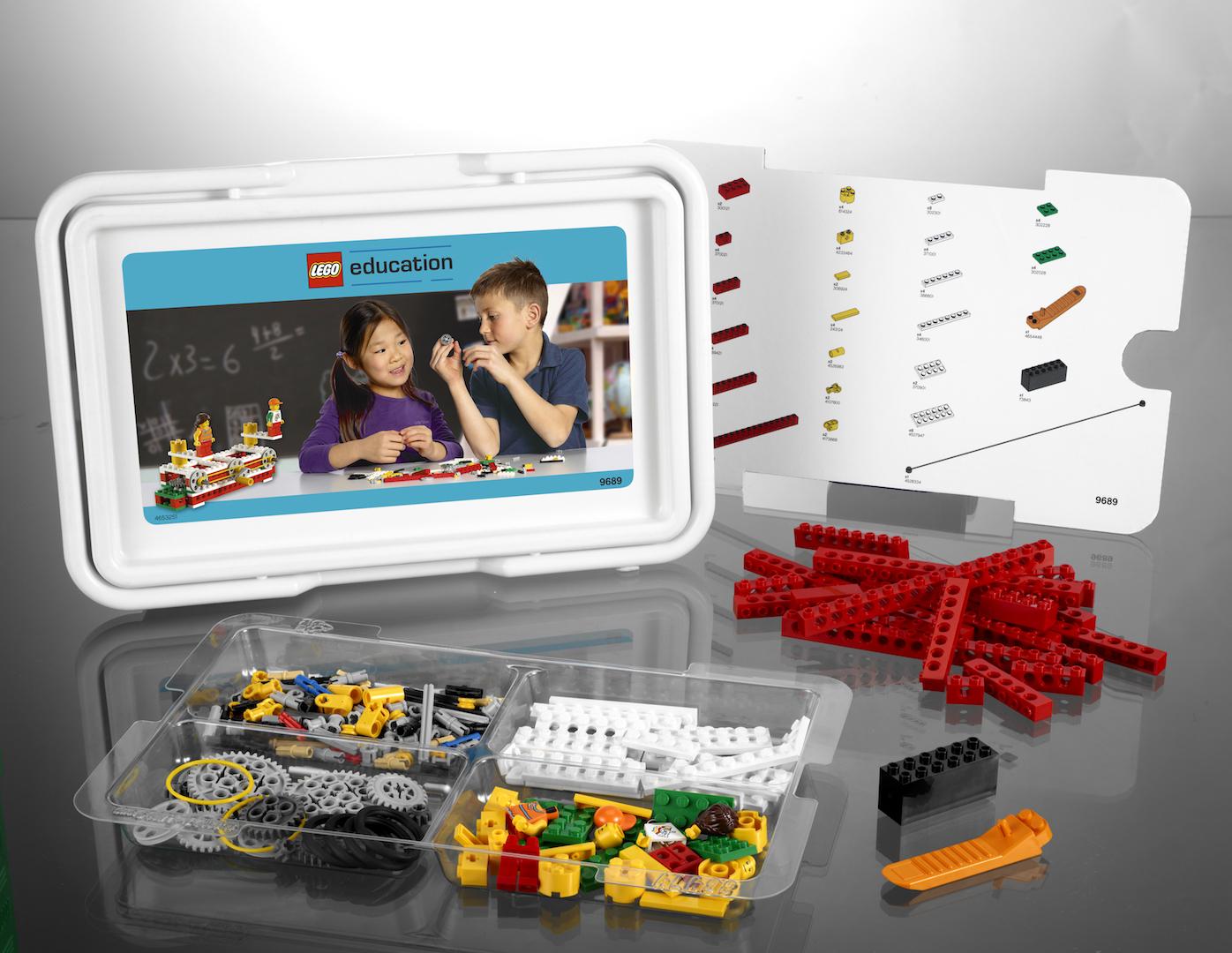 Einfache Maschinen-Bausatz von LEGO® Education