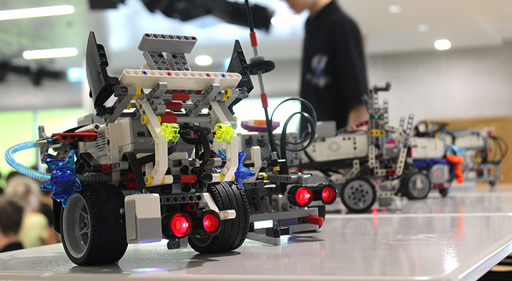 Roboter-in-der-Meisterschaft