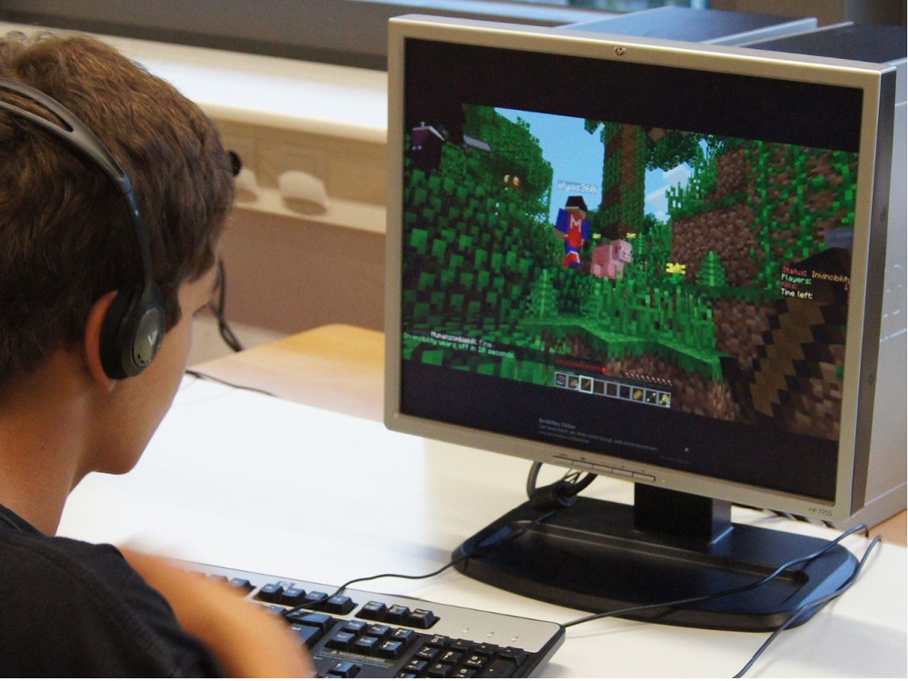 ComputerCamp - Minecraft am Raspberry Pi