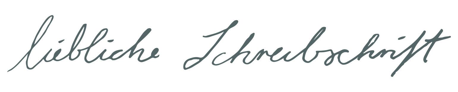Sketchnoting_Schreibschrift