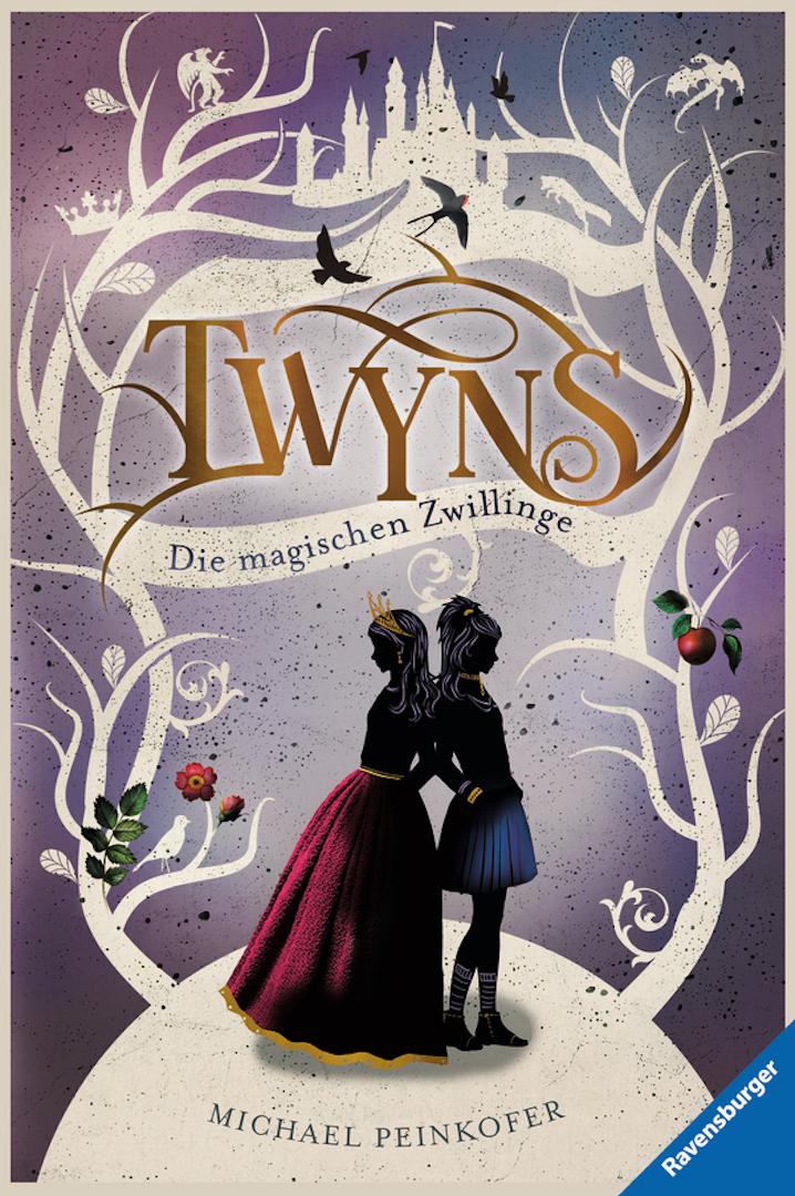 Twyns, Band 1: Die magischen Zwillinge von Michael Peinkofer