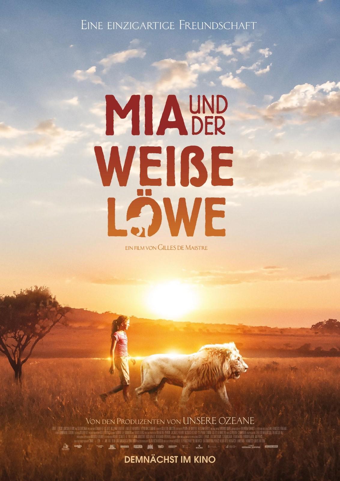 Mia und der weiße Löwe sofatutor Gewinnspiel