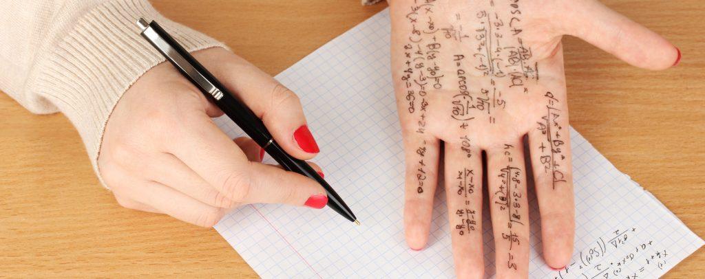 guten spicker schreiben arm