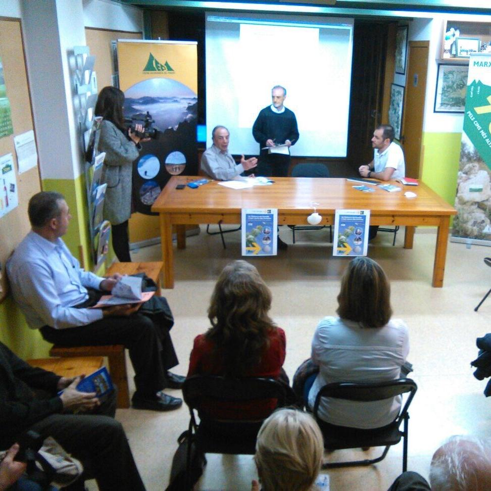 Presentació Tram Enllaç Camí de Sant Jaume