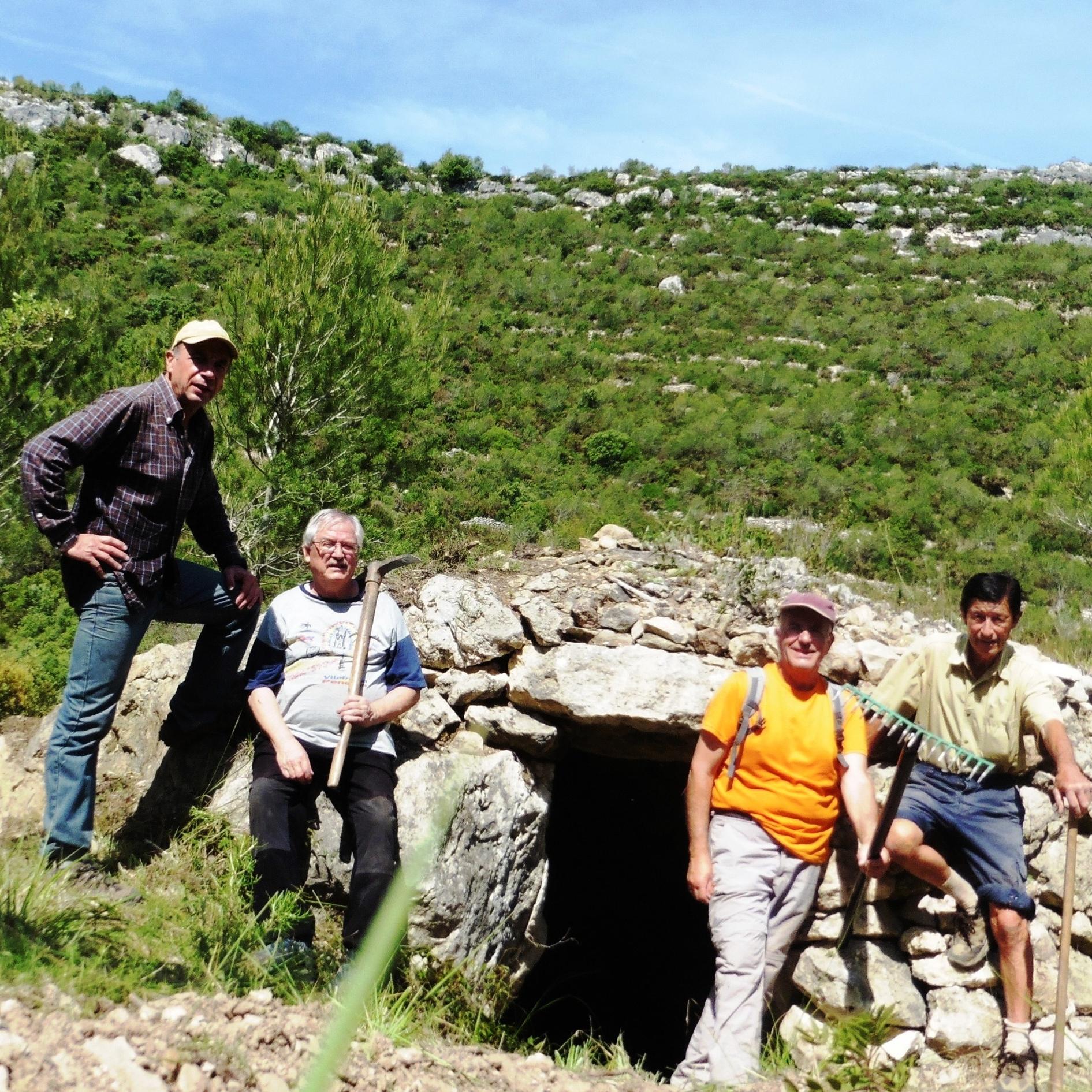 Actuació del Grup de Pedraseca del CEP