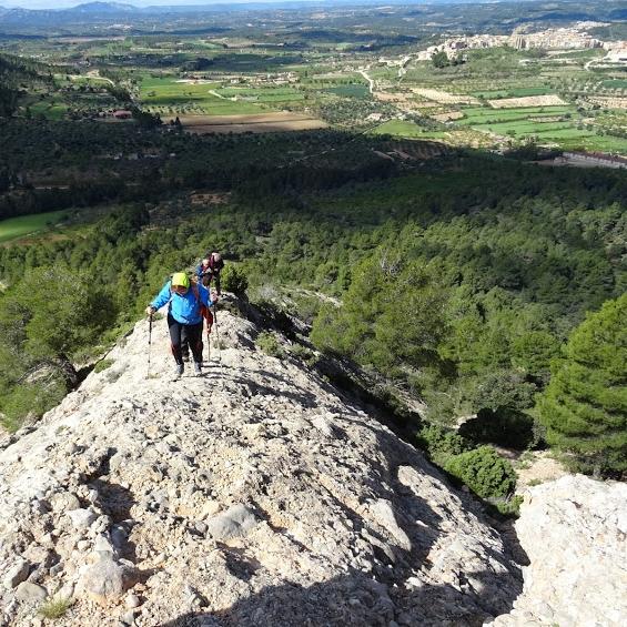 100 cims. Santa Bàrbara, 752m. (Terra Alta)