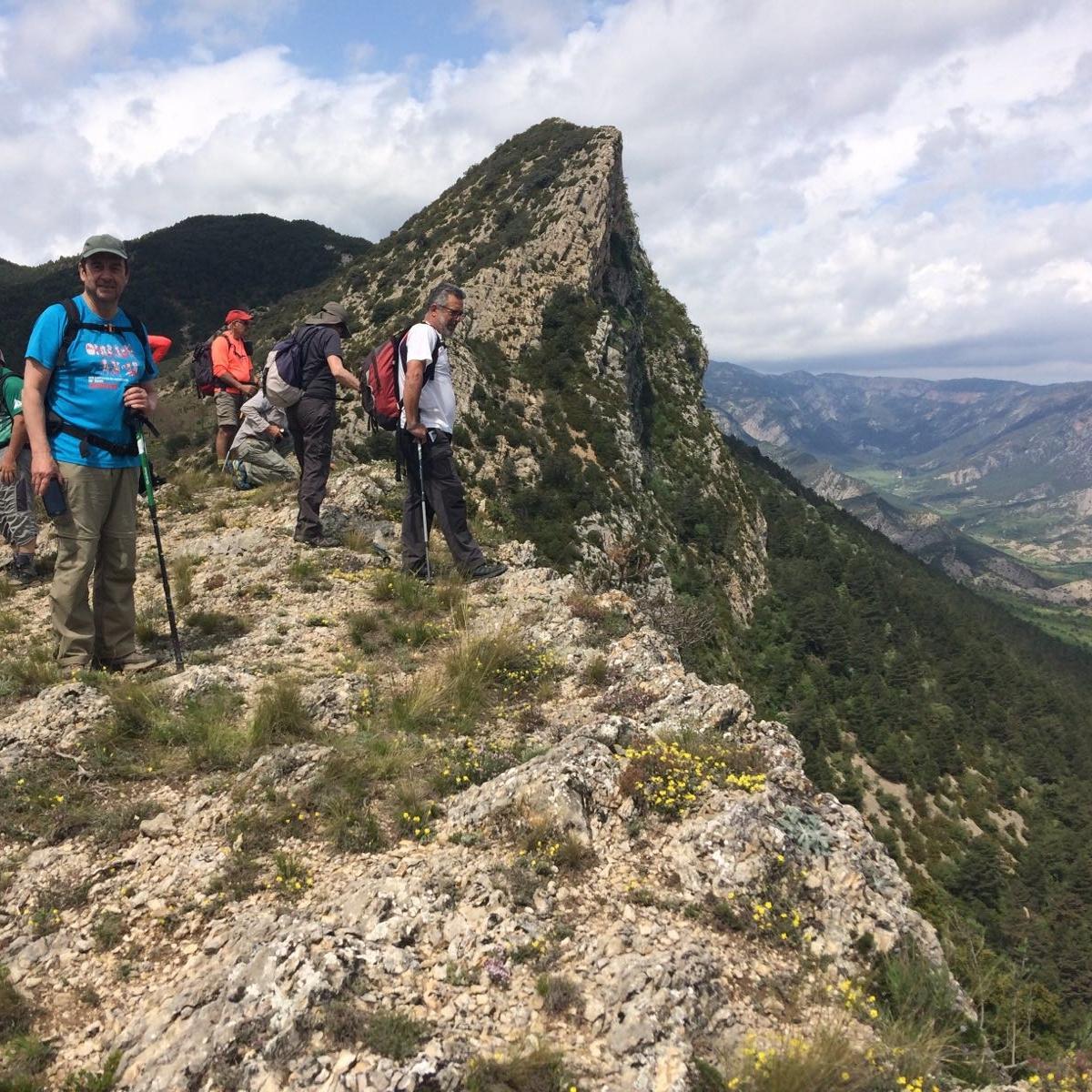 Sortida de 100cims a Santa Fe, 1211m. (Alt Urgell)