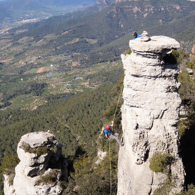 La FEEC i la UIAA convoquen estades internacionals d'escalada a Catalunya