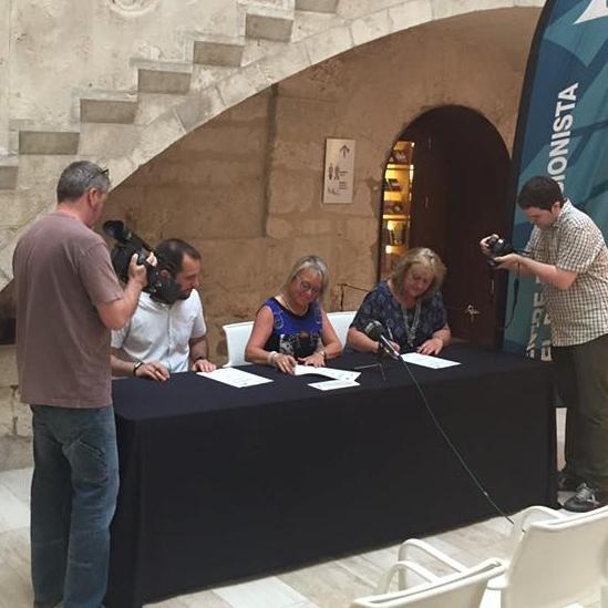 La Caminada Solidària del Penedès lliura més de 5.500 euros a la lliuta contra el càncer