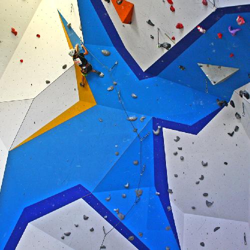 Campionat de Catalunya i 3a prova de la Copa Catalana d'escalada de dificultat el 17 de setembre a La Bauma