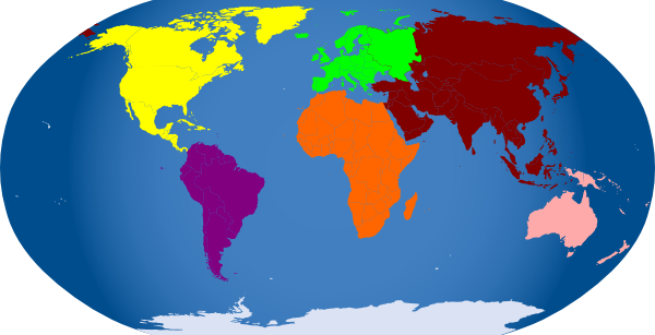 baamboozle continents oceans