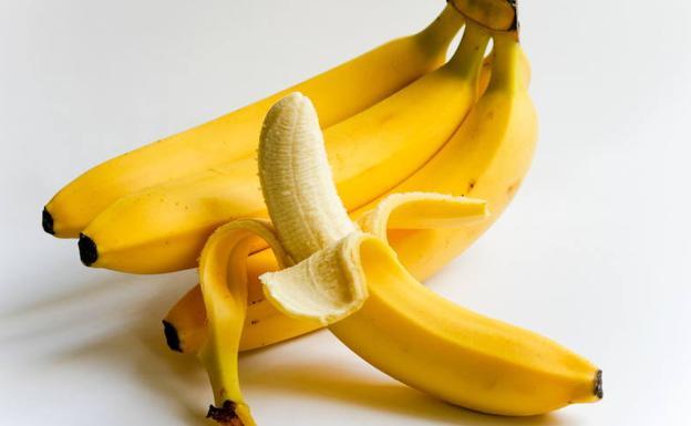 plátanos para la hiper tensión